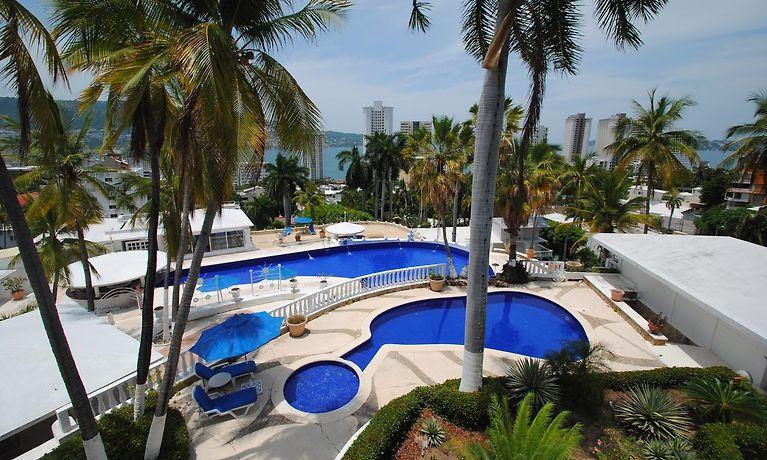 Villa Vera By B Hotel Acapulco